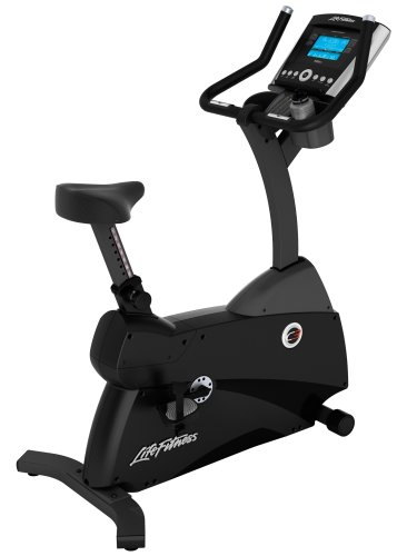Life Fitness C3 Upright LifeCycle with Advanced Console