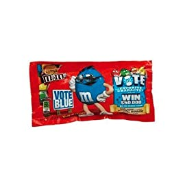 M&M Peanut Butter King Size (Pack of 24)