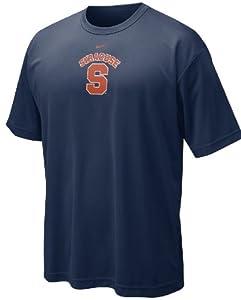 Nike Syracuse Orangemen Blue Dri-FIT Mascot T Shirt by Nike