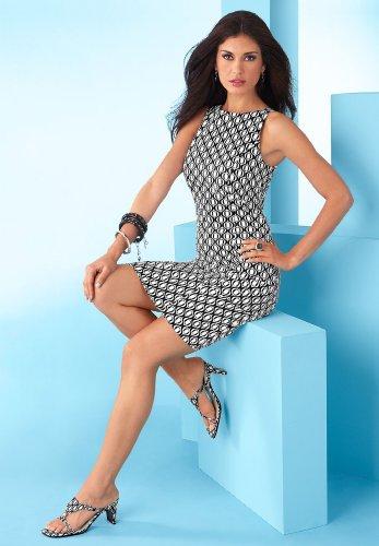 Piqué Sheath Dress
