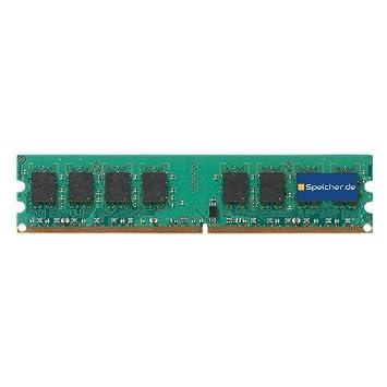 4GB mémoire pour Intel DP43TF (Topsfield) DDR2 UDIMM 800MHz PC2-6400U