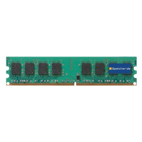 2GB RAM Speicher für HP Compaq dc7900 Convertible Minitower DDR2 UDIMM 800MHz PC2-6400U