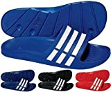 Adidas G15890 Duramo Slide Men's Sandals (Black/White)