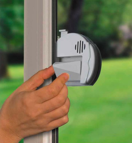Summer Infant Safe & Secure Sliding Door Lock with Alarm - 1