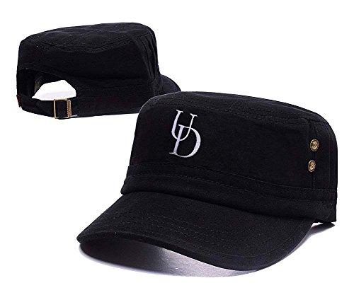 Bosha Università del Delaware Logo Cappello Ricamo Corpo Militare Army Cap