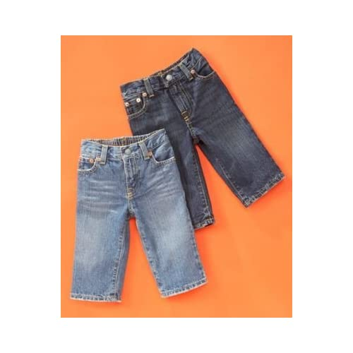 Polo Ralph Lauren Baby Boy Classic Jeans