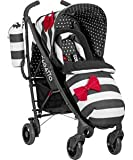 Cosatto Giggle Special Edition 3 in 1 Combi Pram and Pushchair in Go Lightly