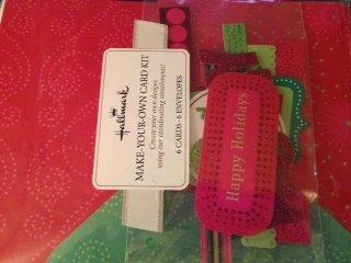 Hallmark Make Your Own Card Kit