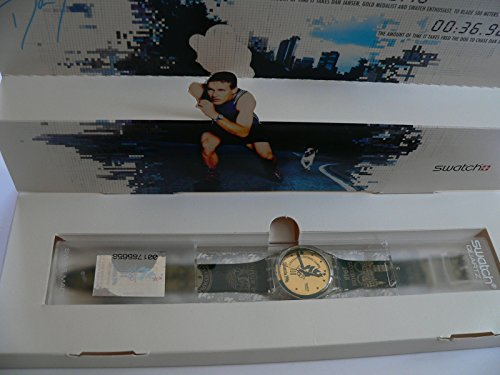 1994 Vintage Swatch Watch Atlanta 1996 GZ136. 0