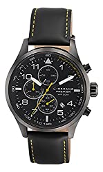 Giordano Analog Black Dial Mens Watch - P129-01