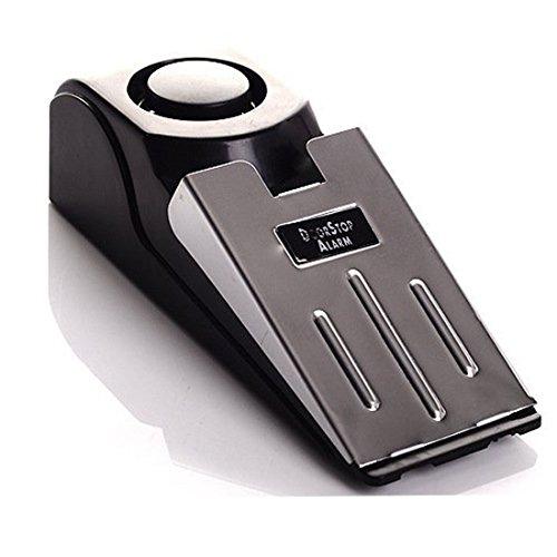 Upgraded Door Stop Alarm -Great for Traveling Security Door Stopper doorstop Safety Tools for Home