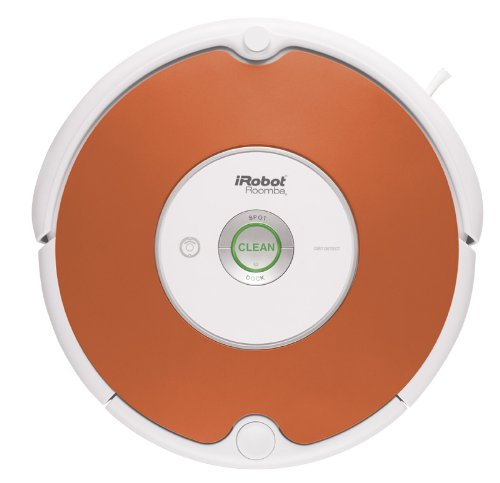 iRobot 530 Roomba Vacuuming Robot, Rust