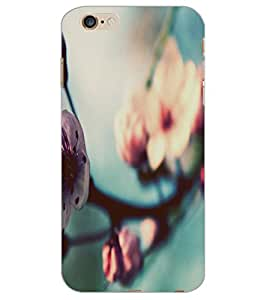 APPLE IPHONE 6 S PLUS FLOWER Back Cover by PRINTSWAG