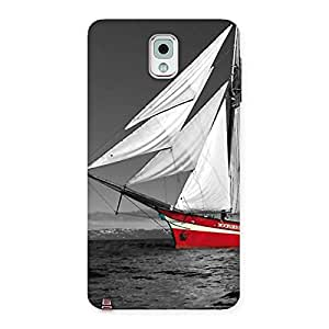 Vintage Ship Multicolor Back Case Cover for Galaxy Note 3