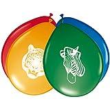 NEU Luftballons Safari Party, 8 Stück