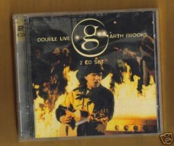 Garth Brooks - GARTH BROOKS - Double Live - Zortam Music