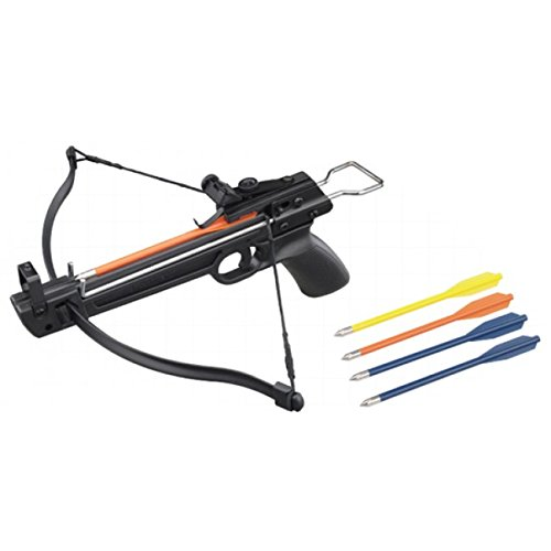 1 X NEW Hand Held Hunting Archery 50LB PISTOL CROSSBOW Gun