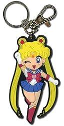 Sailor Moon SD Moon Wink Key Chain