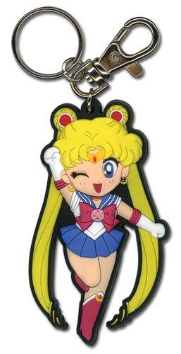 Sailormoon Sd Sailor Moon Pvc Portachiavi