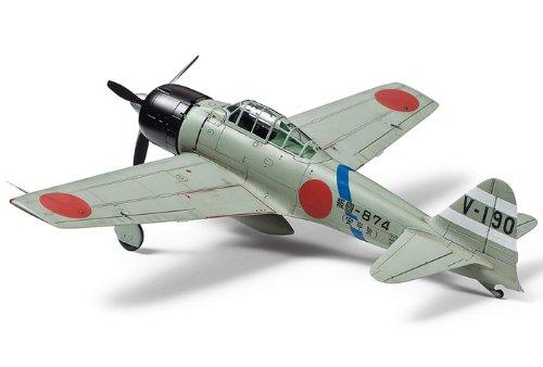 1/72 ウォーバードコレクション No.84 三菱 零式艦上戦闘機 三二型 60784
