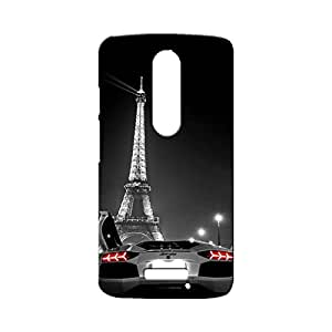 BLUEDIO Designer Printed Back case cover for Motorola Moto X3 (3rd Generation) - G1402