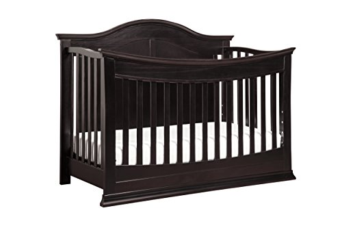 Big Save! DaVinci Meadow 4-in-1 Convertible Crib, Dark Java