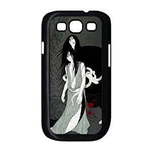 Diy Custom Case Orochimaru for Samsung Galaxy S3 I9300 Cover Case Hard Case Cover with Silicone Core Fits Sprint, T-mobile, AT&T and Verizon Samsung Galaxy S3 101899
