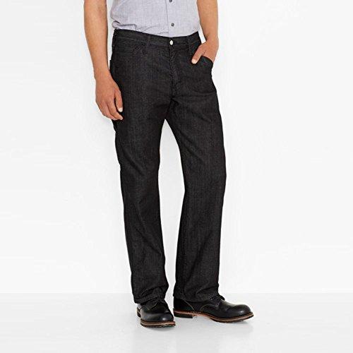 Levi's Men's 569 Loose Straight Leg Carpenter Jean, Tumbled Black, 38x30