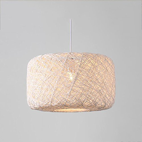 american-rural-hierro-hemp-ball-creatividad-chandelier-dormitorio-estudio-cafe-restaurante-chandelie