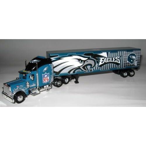 Nfl Toy Trucks : Philadelphia eagles nfl limited edition die cast