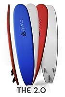8 foot foam softtop soft surfboard foamboard from Greco Surf