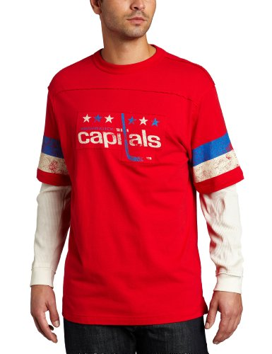 NHL Washington Capitals Classics Long Sleeve