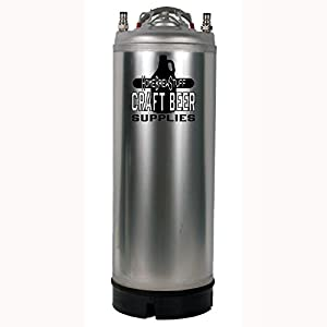 Cornelius Keg, 5 Gallon, Ball Lock, NEW