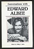 img - for Conversations with Edward Albee (Literary Conversations) book / textbook / text book