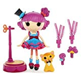 Lalaloopsy Silly Hair Star Harmony B Sharp Doll
