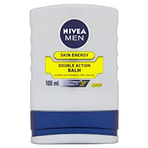 NIVEA MEN Q10 Revitalising Double Balm - 100 ml