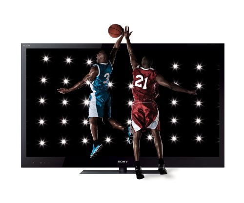 Sony BRAVIA KDL55HX820 55-Inch 1080p 3D LED HDTV with Built-In Wi-Fi, Black
