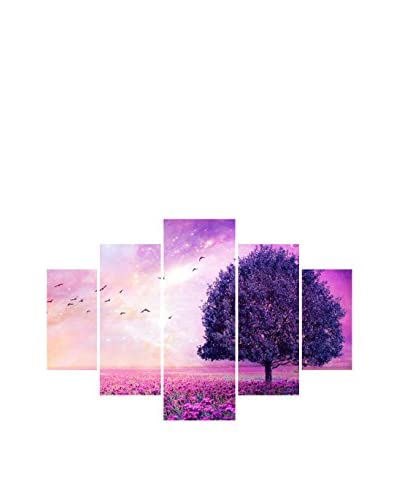 Miracle Wandbild 5 tlg. Set St102 mehrfarbig