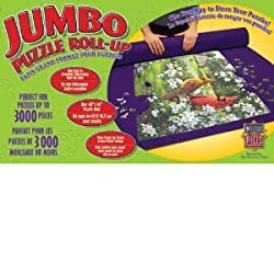 MASTERPIECES JUMBO ROLL UP PUZZLE STORAGE 48 X 36