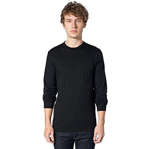 american-apparel-herren-t-shirt-gr-m-schwarz