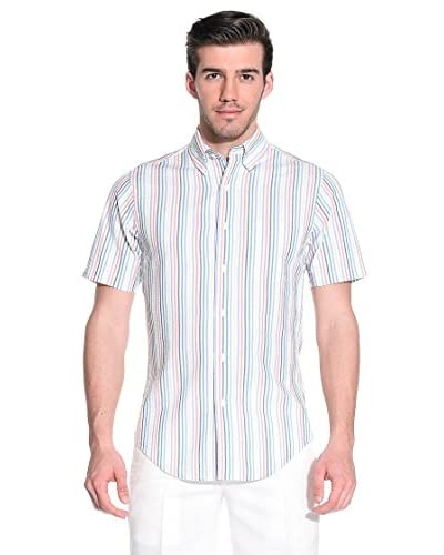 Brooks Brothers Camisa Hombre Multicolor