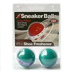 The Original Sneaker Balls Classic (Green w/ Lavender Stripe)
