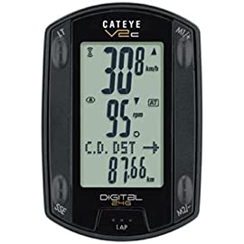 CatEye VC2 Double Wireless Bicycle Computer - TR200DW - 1602200