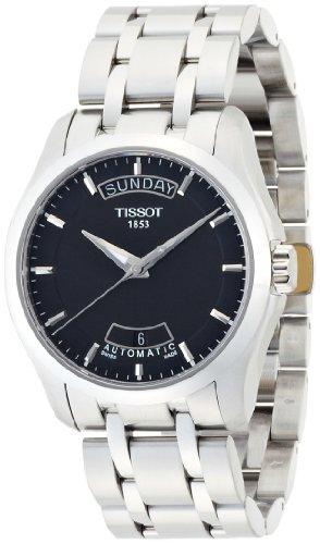 Tissot Herren-Armbanduhr Couturier