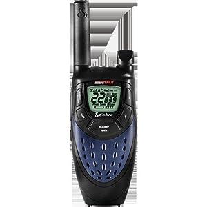 Cobra Walkie-Talkie microTalk CXT425 22-Channel Two-Way Radio (1-Pair)