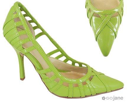 PATENT STRAPPY HEEL (WILD DIVA, Shoes)