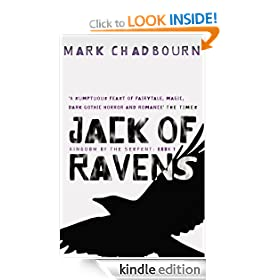 Jack of Ravens: Kingdom of the Serpent - Book 1 (Gollancz S.F.)
