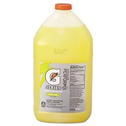 QOC03984 - Liquid Concentrate, Lemon-lime, 1 Gallon Jug