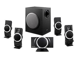 Creative Inspire T6100 5.1 Surround Sound Speaker System