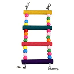 DINGANG Colorful Ladder-climbing Toys for Pets